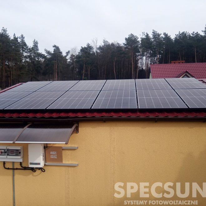 specsun.pl - GOŁACZEWY, woj. Małopolskie 7,56 kWp